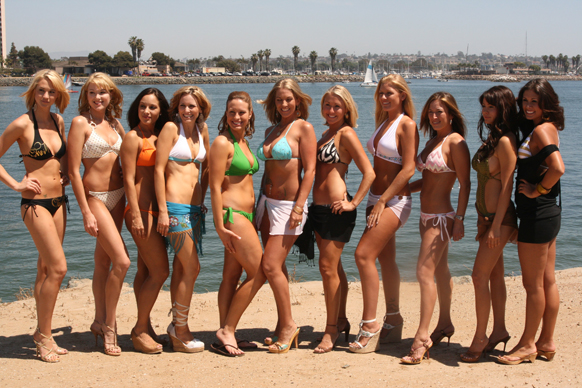 Miss Mission Beach 2008